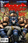 Cover for Batman: The Dark Knight (DC, 2011 series) #6 [Direct Sales]