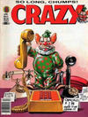 Cover for Crazy Magazine (Marvel, 1973 series) #94 [Newsstand]
