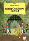 Cover for Tintins äventyr (Carlsen/if [SE], 1972 series) #2 - Kung Ottokars spira