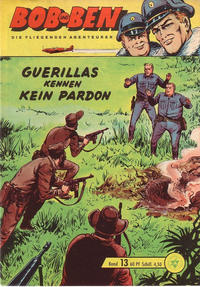 Cover Thumbnail for Bob und Ben (Lehning, 1963 series) #13