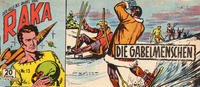 Cover for Raka (Lehning, 1954 series) #13