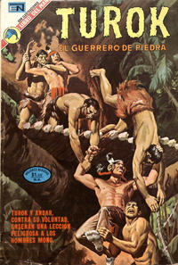 Cover Thumbnail for Turok (Editorial Novaro, 1969 series) #51