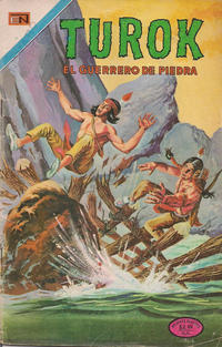 Cover Thumbnail for Turok (Editorial Novaro, 1969 series) #60