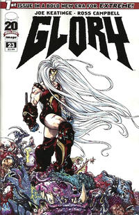 Cover Thumbnail for Glory (Image, 2012 series) #23