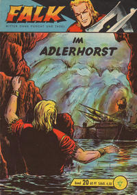 Cover Thumbnail for Falk, Ritter ohne Furcht und Tadel (Lehning, 1963 series) #20