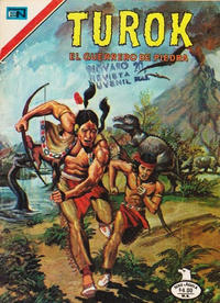Cover Thumbnail for Turok (Editorial Novaro, 1969 series) #170