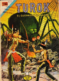 Cover Thumbnail for Turok (Editorial Novaro, 1969 series) #124