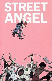 Cover Thumbnail for Street Angel (Slave Labor, 2005 series) #1 - The Princess of Poverty