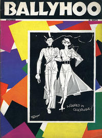 Cover Thumbnail for Ballyhoo (Dell, 1931 series) #v1#3