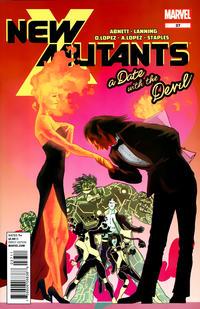 Cover Thumbnail for New Mutants (Marvel, 2009 series) #37