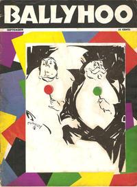 Cover Thumbnail for Ballyhoo (Dell, 1931 series) #v3#2