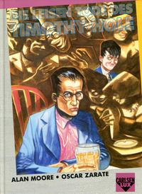 Cover Thumbnail for Carlsen Lux (Carlsen Comics [DE], 1990 series) #8 - Die leisen Tode des Timothy Hole