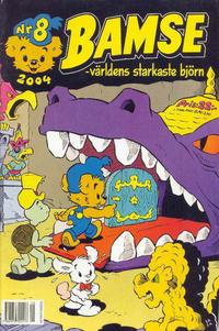 Cover Thumbnail for Bamse (Egmont, 1997 series) #8/2004