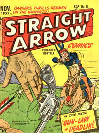 Cover Thumbnail for Straight Arrow Comics (Magazine Management, 1955 series) #11