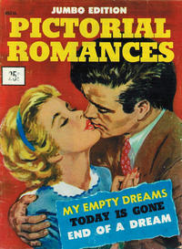 Cover Thumbnail for Pictorial Romances Jumbo Edition (Magazine Management, 1975 series) #45016