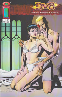 Cover Thumbnail for DV8 (Image, 1996 series) #1 [Lust]