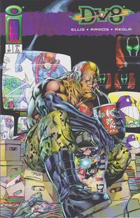 Cover Thumbnail for DV8 (Image, 1996 series) #1 [Sloth]