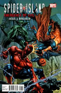 Cover Thumbnail for Spider-Island: Emergence of Evil - Jackal & Hobgoblin (Marvel, 2011 series) #1