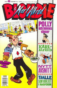 Cover Thumbnail for Blondie & Karl-Alfred (Semic, 1989 series) #6/1989