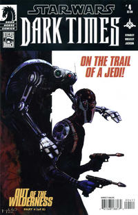 Cover Thumbnail for Star Wars: Dark Times - Out of the Wilderness (Dark Horse, 2011 series) #4