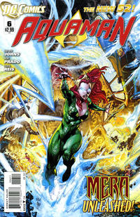 Cover Thumbnail for Aquaman (DC, 2011 series) #6