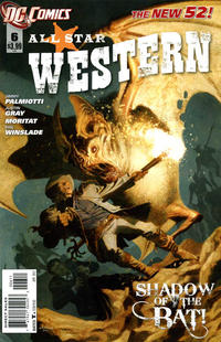 Cover Thumbnail for All Star Western (DC, 2011 series) #6
