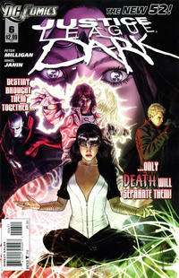 Cover Thumbnail for Justice League Dark (DC, 2011 series) #6
