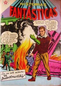 Cover Thumbnail for Historias Fantásticas (Editorial Novaro, 1958 series) #7