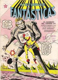 Cover Thumbnail for Historias Fantásticas (Editorial Novaro, 1958 series) #72