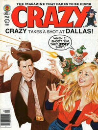 Cover Thumbnail for Crazy Magazine (Marvel, 1973 series) #74