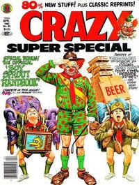 Cover Thumbnail for Crazy Magazine (Marvel, 1973 series) #85