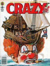 Cover Thumbnail for Crazy Magazine (Marvel, 1973 series) #86