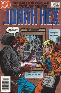 Cover Thumbnail for Jonah Hex (DC, 1977 series) #88 [Newsstand]