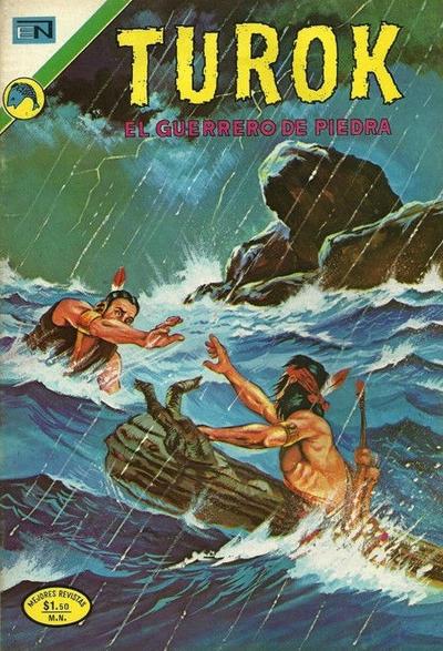 Cover for Turok (Editorial Novaro, 1969 series) #43