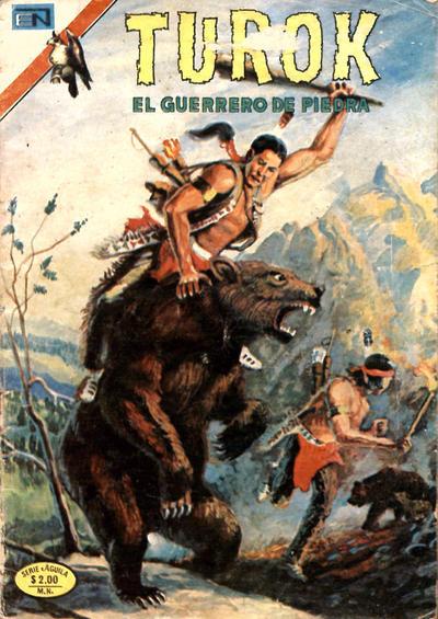 Cover for Turok (Editorial Novaro, 1969 series) #90
