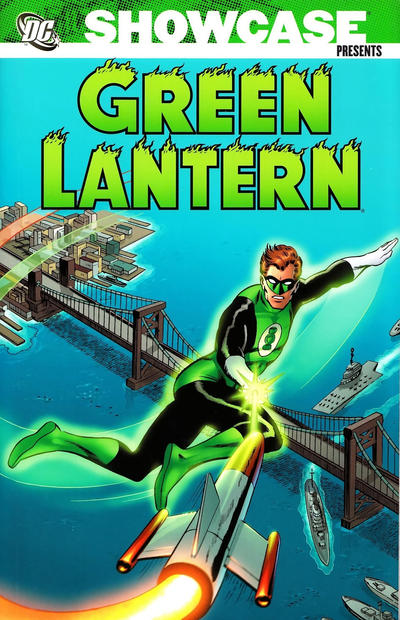 Cover for Showcase Presents Green Lantern (DC, 2005 series) #1