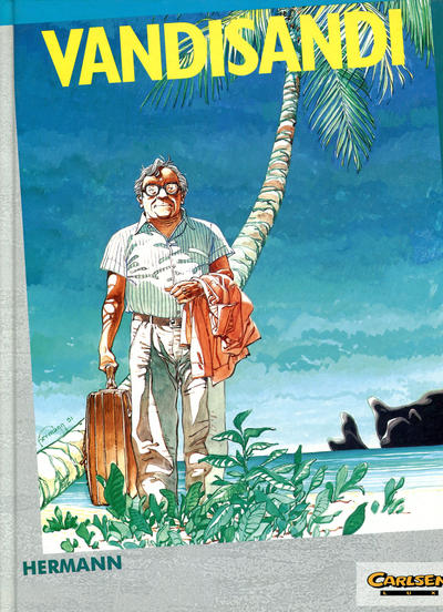 Cover for Carlsen Lux (Carlsen Comics [DE], 1990 series) #23 - Vandisandi