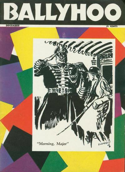 Cover for Ballyhoo (Dell, 1931 series) #v1#5