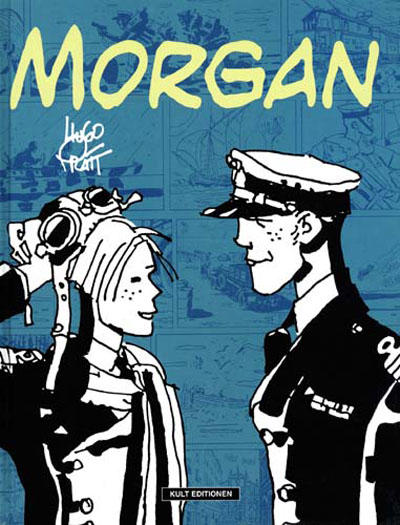 Cover for Morgan (Kult Editionen, 2000 series)