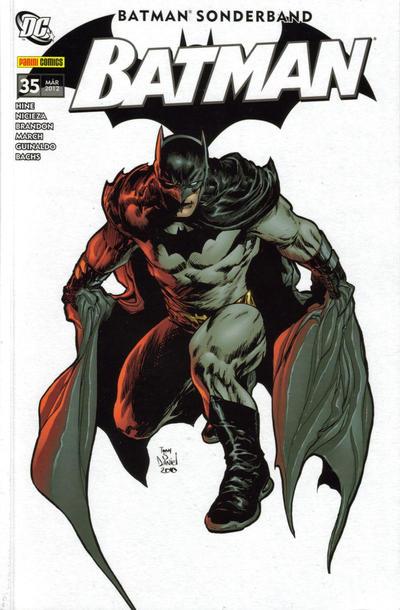 Cover for Batman Sonderband (Panini Deutschland, 2004 series) #35 - Das Jüngste Gericht
