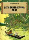 Cover for Tintins äventyr (Carlsen/if [SE], 1972 series) #18 - Det sönderslagna örat