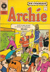 Cover for Archie (Editions Héritage, 1971 series) #9