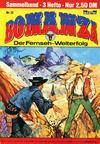 Cover for Bonanza Sammelband (Bastei Verlag, 1973 series) #12