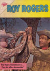 Cover for Roy Rogers (Editorial Novaro, 1952 series) #123