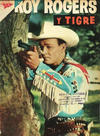 Cover for Roy Rogers (Editorial Novaro, 1952 series) #58