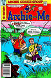 Cover for Archie and Me (Archie, 1964 series) #130