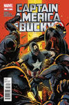 Cover for Captain America and Bucky (Marvel, 2011 series) #627