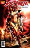 Cover Thumbnail for Red Sonja (2005 series) #64 [Cover B Wagner Reis]