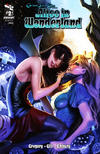 Cover Thumbnail for Grimm Fairy Tales Presents Alice in Wonderland (2012 series) #2 [Cover A - Stjepan Sejic]