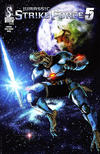 Cover Thumbnail for Jurassic Strike Force 5 (2011 series) #2 [Cover A Julian Aguilera]